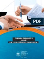 Dossier Planificacion