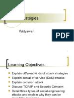 3.1 Attack Strategies