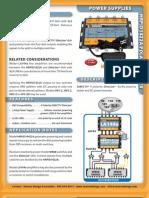 Sonora HRPID1422a DIRECTV Power Inserter Polarity Locker Spec Sheet
