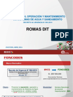 Presentación DU 004-2014 - ROMAS-DIT (AYACUCHO - ABRIL 2016) JOEL.pptx
