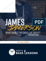 SBL Workbook James Jamerson