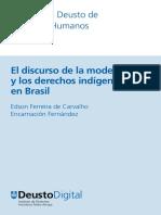 El Discurso de La Modernida Dy Los Derechos Indígenas en Brasil