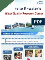 water quality korea