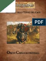 Wfrp Bestiario Orchi Cavalcacinghiali