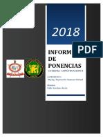 INFORME PONENCIAS .docx