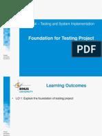 Testing Session 1&2