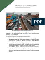 Analisis Del Trafico Vehicular (1)