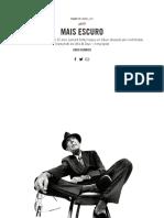 Leonard Cohen - Mais escuro (perfil da revista Piauí)