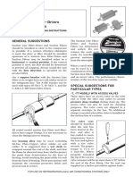 SD-51 Suction Filter and Driers