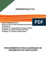Apresentação Paulo Amorim
