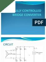 3-ф FULLY CONTROLLED BRIDGE CONVERTER