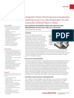Integration Drives Performance