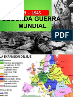 II GUERRA MUNDIAL COMPLETO PPT