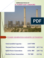 Report on Jamshoro Thermal Power Plant.pptx