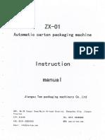 Automatic Carton Packaging Machine