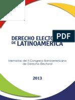 Memorias Derecho Elec Latinoamerica