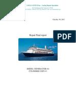 Cruise Ship Repair Final Report 2011 New