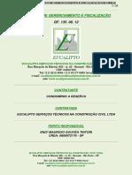 Modelo de Contrato de Gerenciamento e Fiscalização de Obras