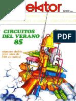 Elektor 062-063 (Jul-Agos 1985) Español