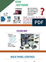 7. Hardware & Software