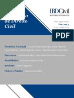 04 Rbdcivil Volume 3 Prescricao e Decadencia No Direito Civil Em Busca Da Distincao Funcional Thaís Fernanda Tenório Professora PUC MG