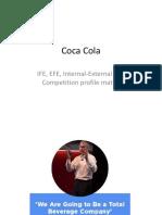 Coca Cola Strategy