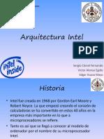 Arquitectura Intel