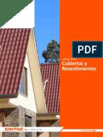 Catalogo Cubiertas y Revestimientos Habitacionales Cintac FEB-2018