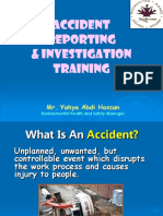 Accident Reporting2013
