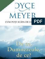 ROMANIAN Why God Why Joyce Meyer de Ce Dumnezeule de Ce