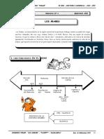2do. Año - H.U. - Guía 4 - Los Arabes.doc