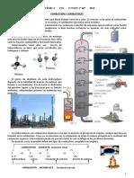 Combustión y Combustibles 2018