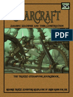 Gearcraft Amazing Machines and Their Construction the True20 Steampunk Sourcebook