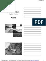 Control Tecnico en La Ejecucion de Pavimentos Rigidos y Flexibles - Ing. Luis Fuentes Pumarejo
