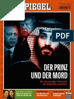 (09) Der Spiegel Nachrichtenmagazin (HD Version) No 43 Vom 20. Oktober 2018 (ISSN 0038-7452)