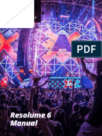 Resolume 6 Manual ES