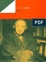 Nishitani Keiji - La Religion Y La Nada.pdf