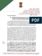 Chidambaram Letter 05.10.2015 CS