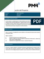 358508782 Acta de Constitucion Del Proyecto Ejemplo
