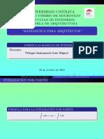 Formulario de Integrales Trigonometricas
