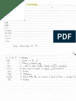 Química Medicinal. Sustituyentes orgánicos, Nomenclatura de heterociclos (1)