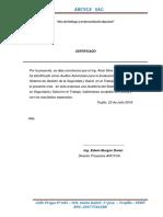 Elaboracion de Auditoria en Arcyca