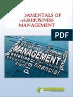 Agricultural Business Management