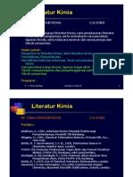 Literatur Kimia
