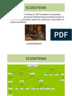 Tema 5 Ecosistema