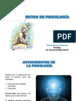 psicologia como ciencia