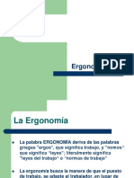 Mat 2.La Ergononomia Del Trabajo.