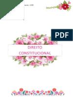 Direito Constitucional - 2018 Simone