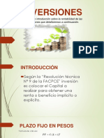 INVERSIONES PPT