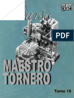 Curso Maestro Tornero - Tomo 19